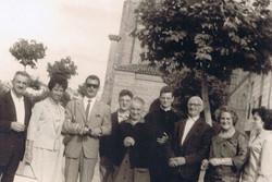 Mayo 1961: Alberto, Isabel y Gloria