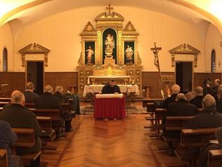 Retiros sacerdotales