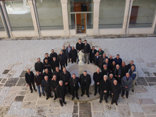 La pastoral juvenil centra el encuentro presbiteral de Osma-Soria presidido por Mons. Escribano