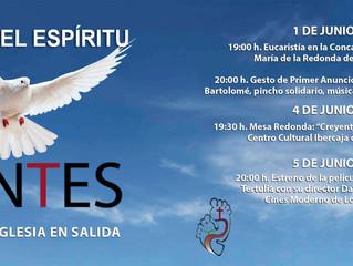 Fiesta del Espíritu y Semana de Iglesia en Salida