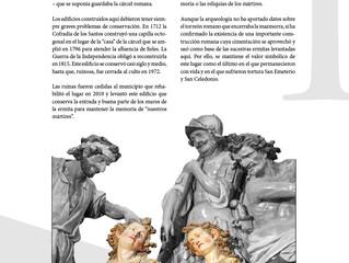 Fiesta de los santos mártires Emeterio y Celedonio, patronos de la diócesis: 31 de agosto
