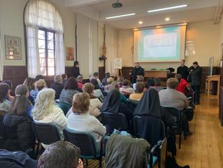 XXII Encuentro de Espiritualidad de Catequistas: 16 de febrero