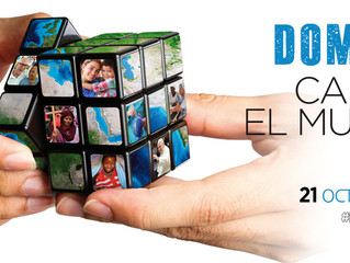 DOMUND: Cambia el Mundo
