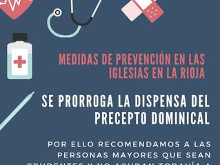 HACIA LA NORMALIDAD ECLESIAL Y REINICIO DEL CULTO PÚBLICO