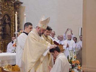 Ordenación Diaconal de Manuel Hernández Sigüenza en Autol