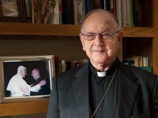 La Diócesis de Calahorra y La Calzada-Logroño expresa su pesar por el fallecimiento del Cardenal Fer