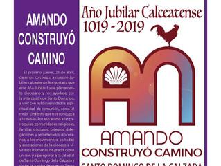 Carta del Obispo: AÑO JUBILAR CALCEATENSE