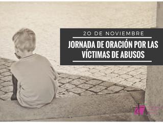 Jornada de Oración y Penitencia por las Víctimas de Abusos: 20 de noviembre