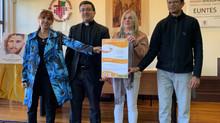 Presentación del Centro de Escucha Diocesano