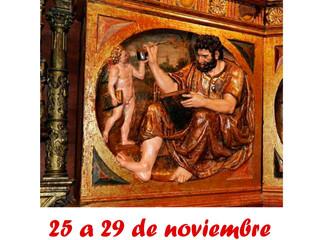 Semana Bíblica: 25-29 de noviembre