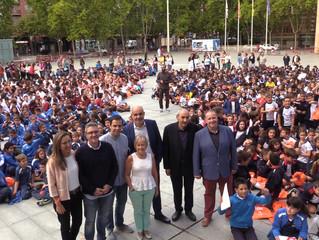 Inicio de curso de Escuelas Católicas de La Rioja