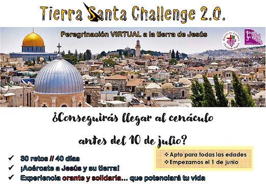 Publicidad Tierra Santa Challenge 2.0.jp