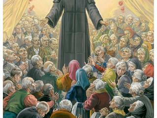 Triduo por los 175 años del nacimiento de Santa Teresa Jornet
