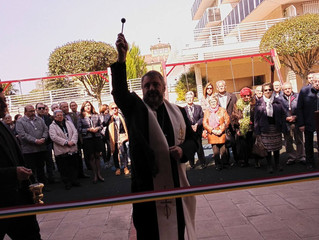 Centenario del Rosario de Faroles de Cristal en Haro