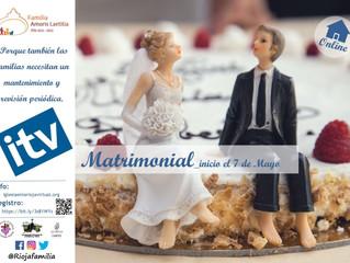 ITV Matrimonial: 7 de mayo