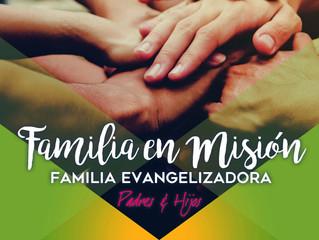 Encuentro de Familia Evangelizadora (Horarios Disponibles)