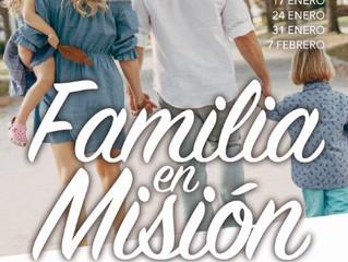 """Ciclo de Formación: """"Familia en Misión"""""""