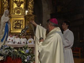 25 Aniversario de la Hospitalidad de Ntra. Sra. de Lourdes de La Rioja