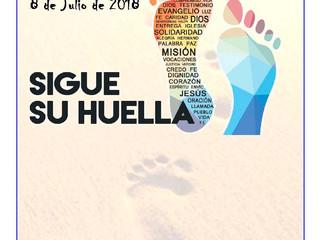 Día del Misionero Diocesano: Sigue su huella