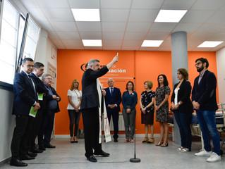 Bendición e inauguración del Centro de Formación Virgen de la Esperanza de Cáritas Chavicar y Cárita