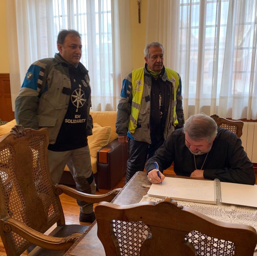 Firma Libro KM