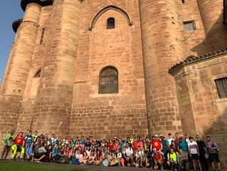 Peregrinación Diocesana de Jóvenes: Camino de Santiago