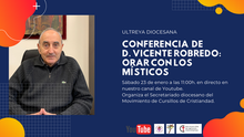 Ultreya Diocesana: 23 de enero