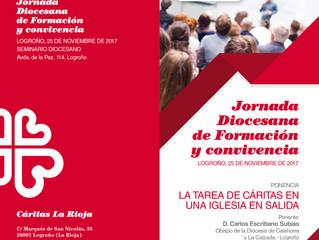 Jornada de Formación y convivencia de Cáritas La Rioja