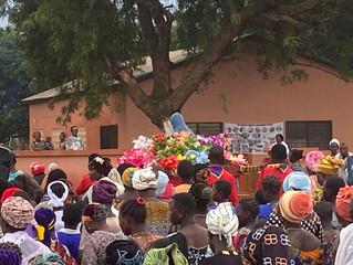 50 AÑOS DE LA FUNDACIÓN DE LA PARROQUIA DE FÔ BOURÉ (BENIN)