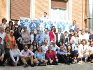 75 aniversario de las Escolapias en Logroño