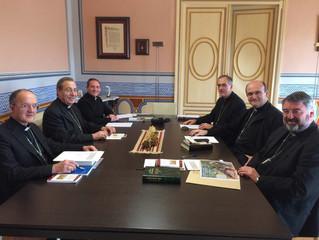 Reunión de la Provincia Eclesiástica de Pamplona