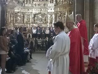 Confirmaciones en Santo Domingo de La Calzada
