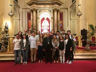 Misión-UR inicia el curso en Pamplona