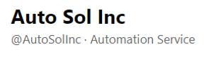 Auto Sol Inc Facebook Page