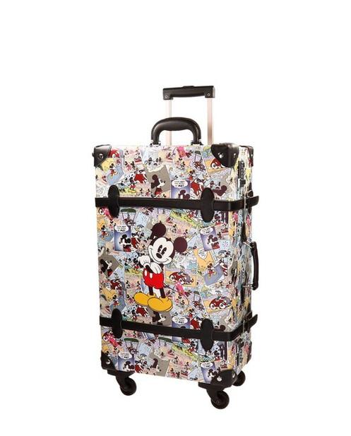 e59b16619 Maleta con ruedas Colección Disney Animators