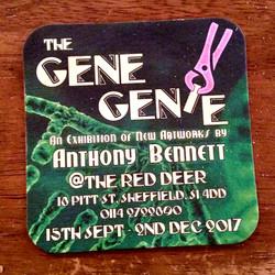 Beermat Flyer