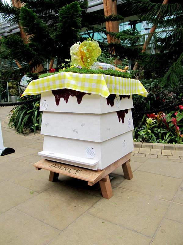 What do you think about, when you think about Bees?
