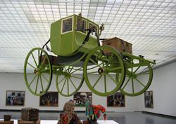 Grand Tour carriage