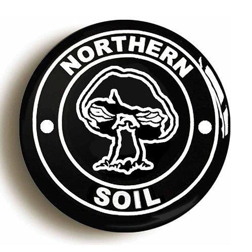 'Northern Soil' badge