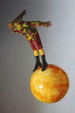 boy on a globe 1