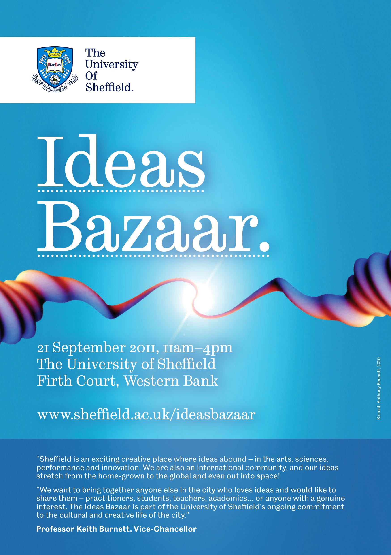 IdeasBazaar2011 leaflet