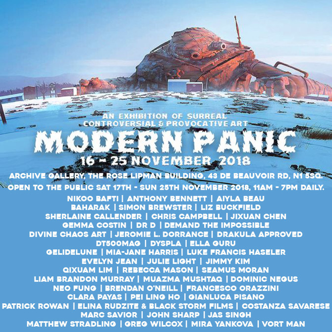 Modern Panic IX