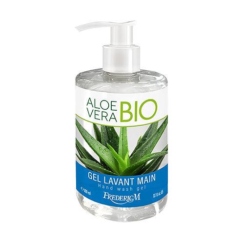 Gel lavant main aloe vera bio 300 ml