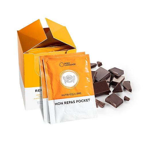 Repas Pocket Chocolat