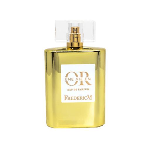 """Eau de parfum """"Une vie en or"""" 75 ml"""