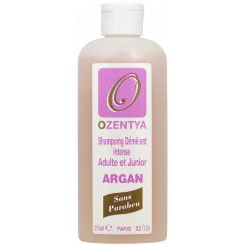 Shampoing Démêlant Intense Argan 250 ml