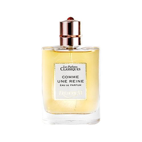 """Parfum de toilette """"Comme une reine"""" 75 ml"""