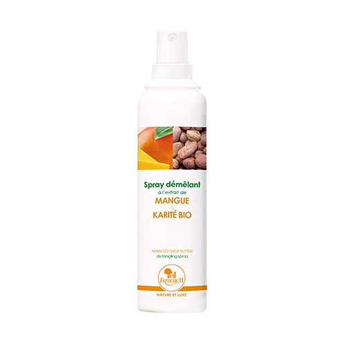 Spray Démêlant - mangue et karité bio 200 ml
