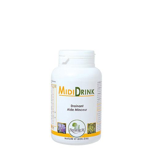 2 Mididrink - Préparation pour boisson Detox