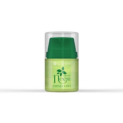 Crème visage bio à l'huile de neem 50 mlNM06